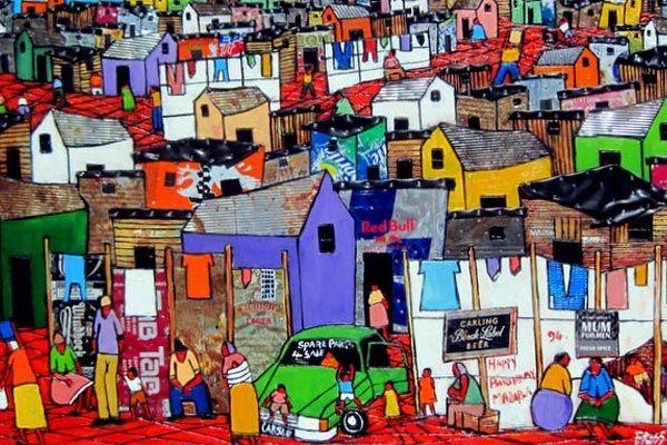 khayelitsha township art